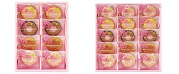15桜のロシアケーキ
